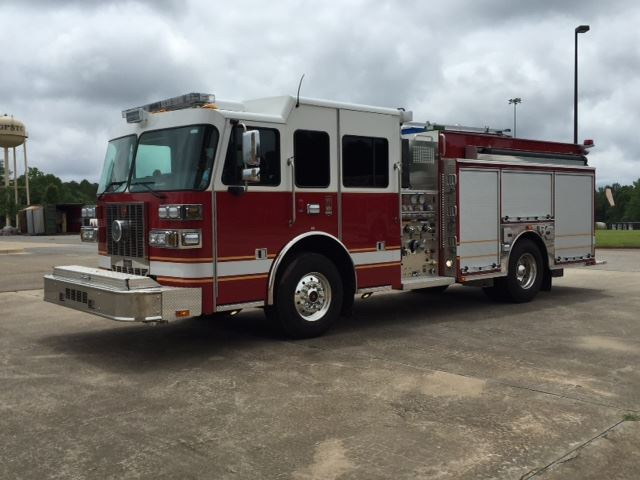 Engine 35 - 2015 Sutphen Pumper